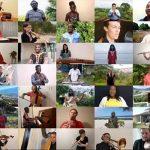 Les pays du Commonwealth terminent l'année en musique