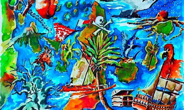 L'Indianoceanie vue par le peintre Gil Renaud