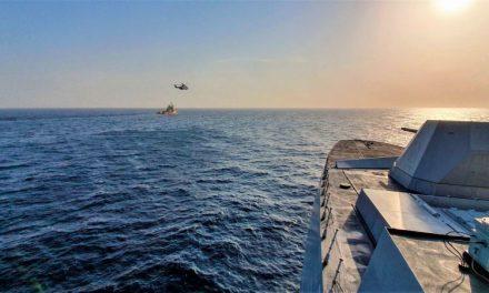L'Inde participe à des points d'observation navale à Madagascar et Abu Dhabi