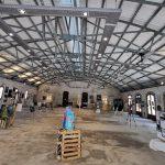 We Arts Community exhibits at the Galerie du Génie, Port Louis