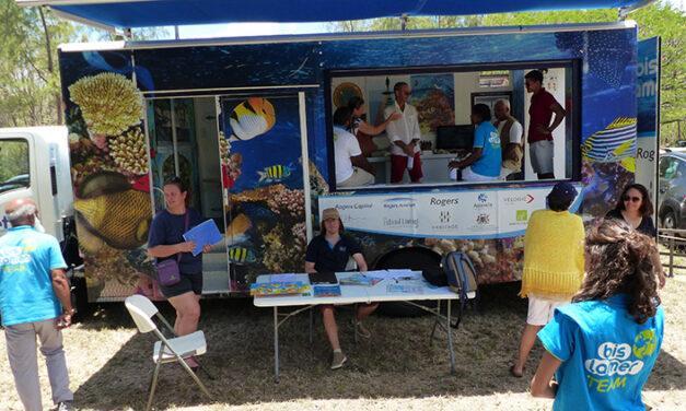 Reef Conservation développe une Ecozone