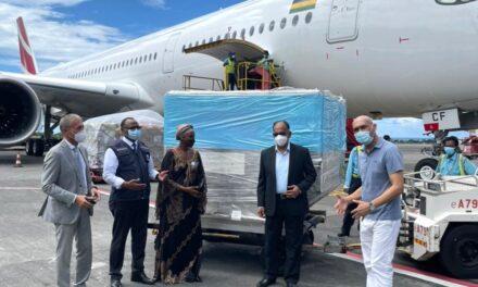 UE : don de 500000 doses de vaccins à travers le mécanisme COVAX