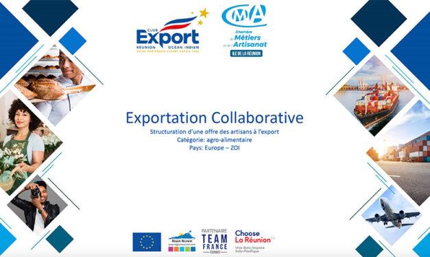 Collaborer pour relancer l'export