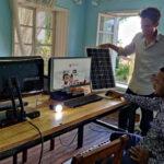 La start-up Jirogasy lance une levée de fonds pour financer son ordinateur solaire
