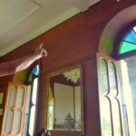 Des vitraux dans les règles de l'art à Bel Ombre