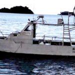 Le bateau inutile de l'Office Français de la Biodiversité
