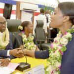 Un nouveau président pour le département de Mayotte