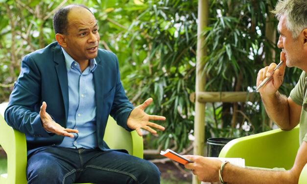 Emmanuel Seraphin : « Dans les échanges Sud-Sud, La Réunion a un rôle majeur à jouer »