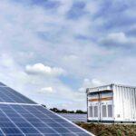 Grand projet de stockage d'énergie solaire au Mozambique