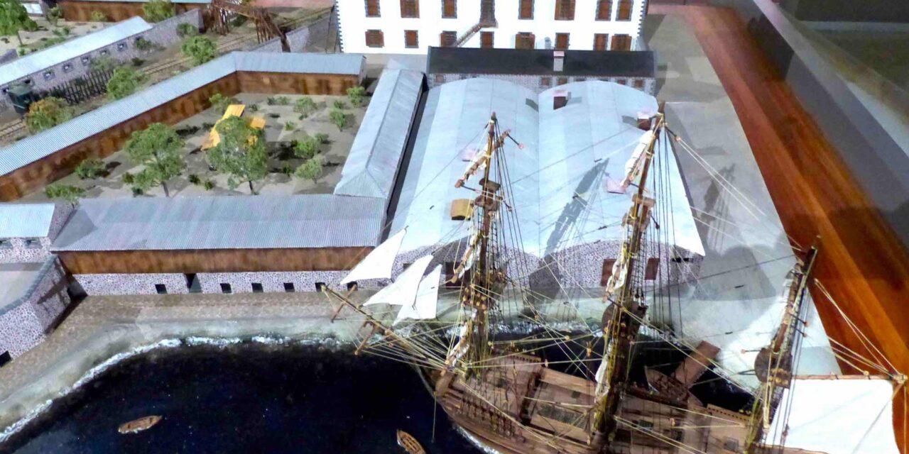 400 ans de commerce maritime dans le sud-ouest de l'océan Indien