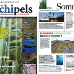 Le Journal des Archipels, deuxième édition, est sorti !