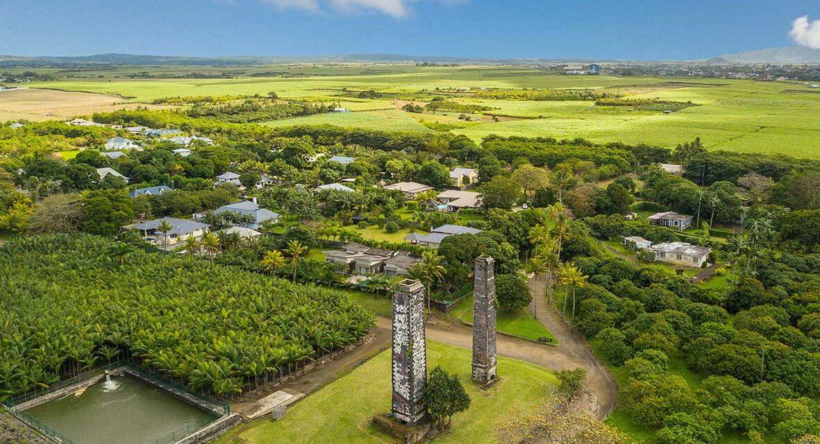 Un nouveau village connecté et durable à Gros Bois