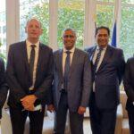 Business Mauritius rencontre le MEDEF International à Paris