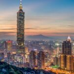Virtual networking Taiwan/Joburg/Mauritius