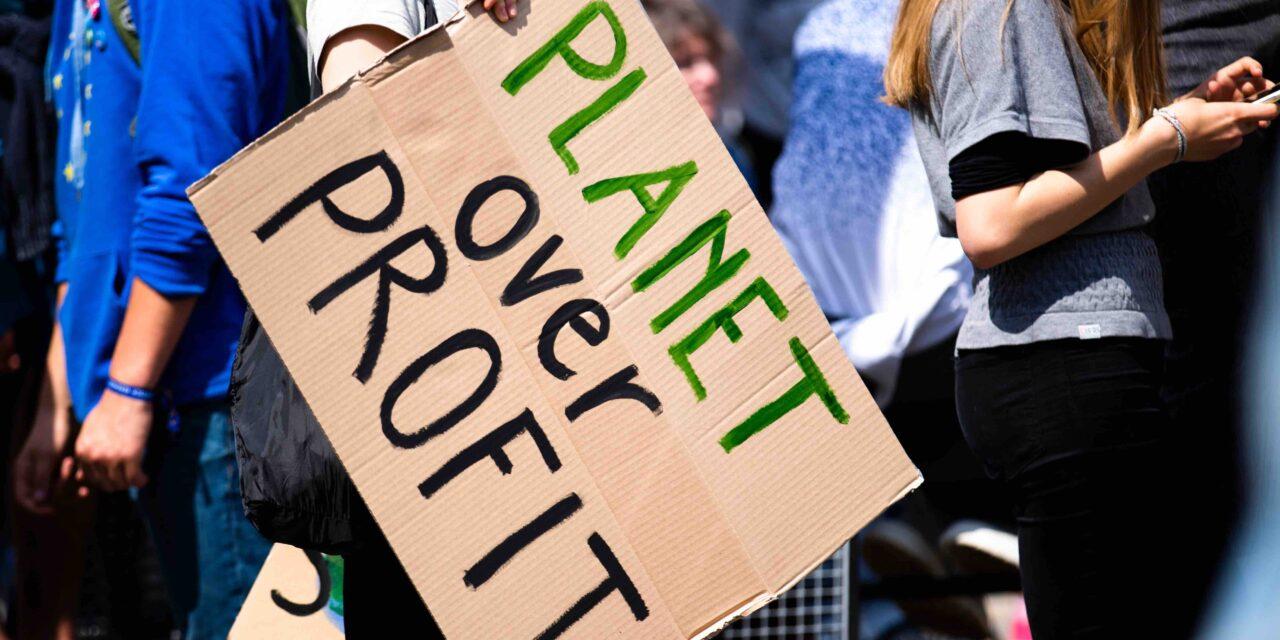 La finance au secours de l'urgence climatique
