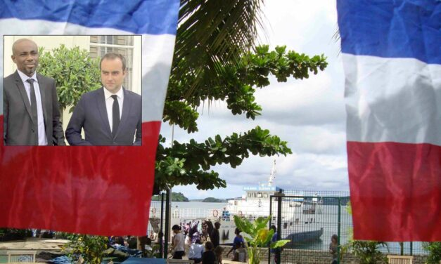 Les ministres de l'Intérieur et des Outremers à Mayotte pour 4 jours