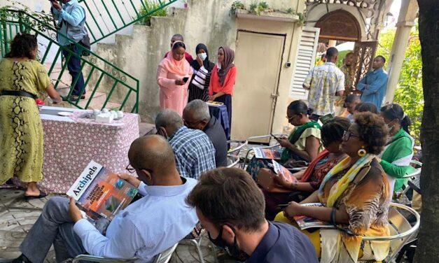 Lancement du Journal des Archipels aux Comores