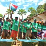 """ Build the Republic "" in Madagascar through development actions"