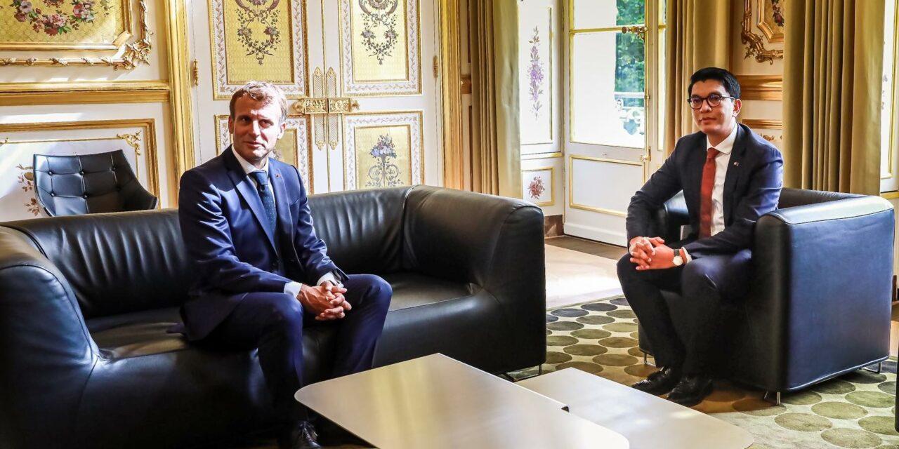 Rencontre Macron/Rajoelina : « protéger les trésors de biodiversité »