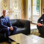 "Meeting Macron and Rajoelina: ""protecting the biodiversity treasures."