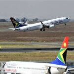 Resumption of flights by South African Airways