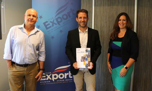 Club Export Réunion : un livre blanc de propositions pour l'horizon 2026