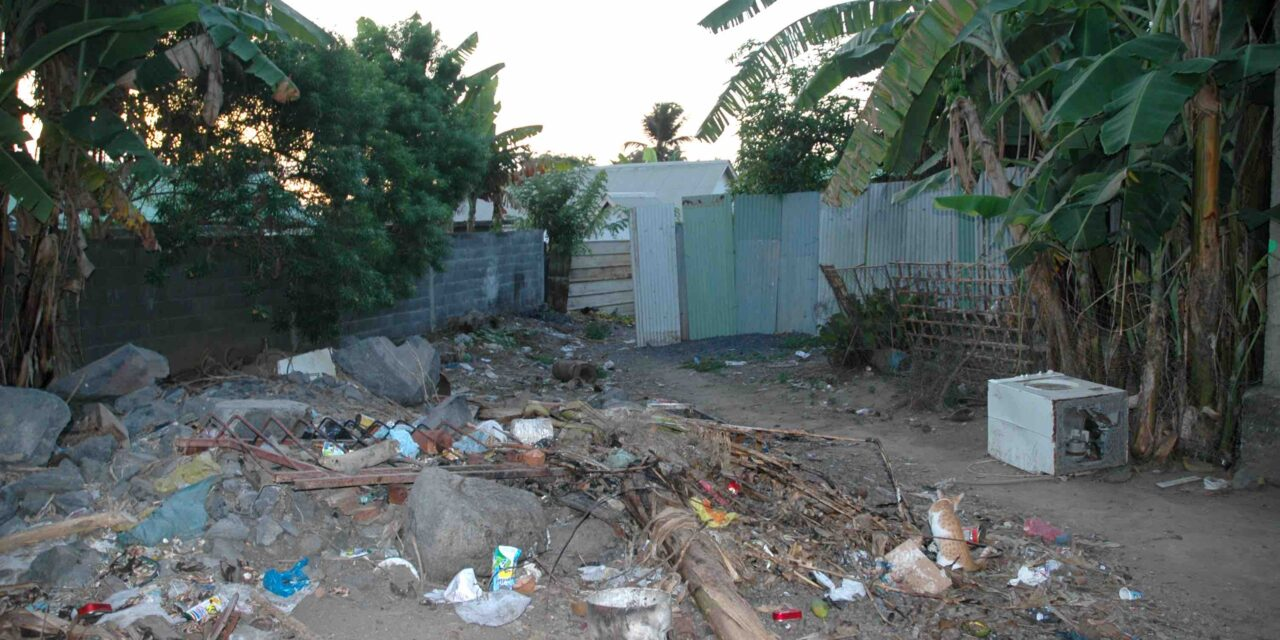 Mayotte « L'île aux parfums des déchets »