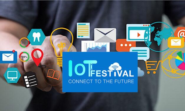 Lancement de l'IOT Festival ce 1er octobre