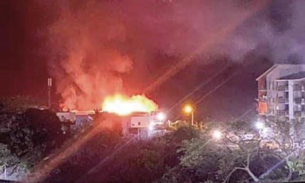 Guerre civile à Mayotte