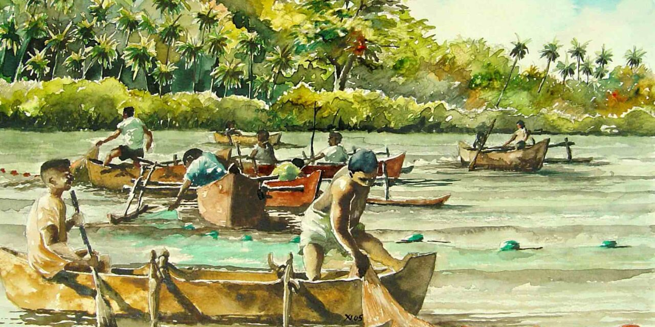 Mayotte : le Parc naturel marin demande la fin de la pêche à la senne