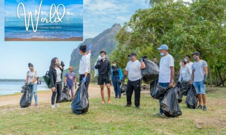 World Cleanup Day: LUX* is committed to Let's Do It Mauritius