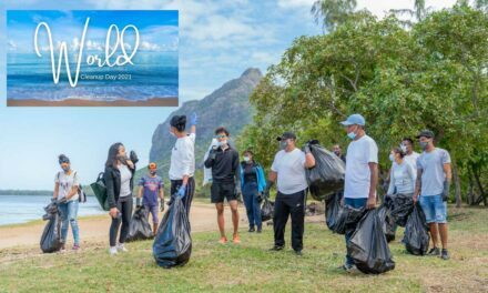 World Cleanup Day : l'enseigne LUX* s'engage avec Let's Do It Mauritius
