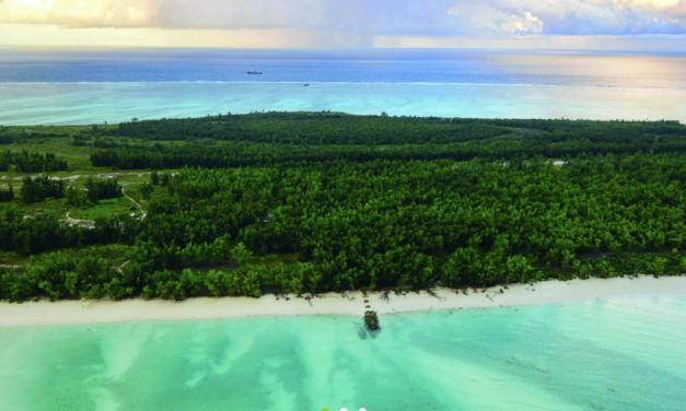 Juan de Nova: a sparse island producing guano