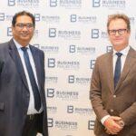 Jean-Pierre Dalais prend la présidence de Business Mauritius