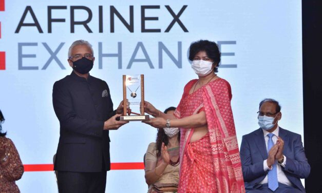 US$ 1 billion for the launch of the AFRINEX exchange in Mauritius
