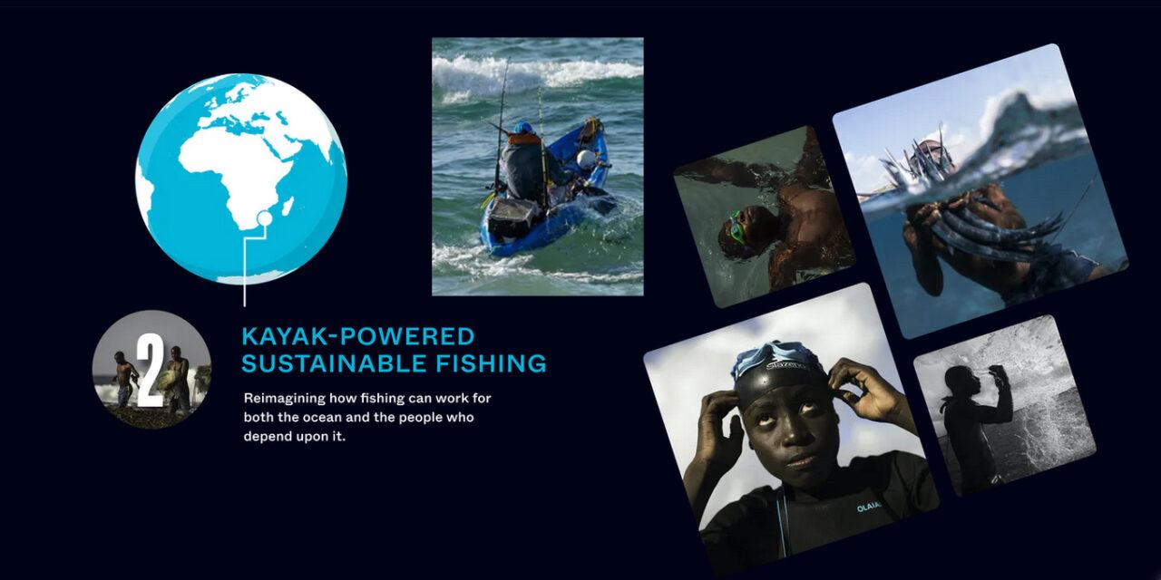 Utiliser des kayaks pour révolutionner la pêche au Mozambique